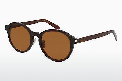 Gafas de visión Saint Laurent SL 169/F SLIM 003 - Marrones, Havanna