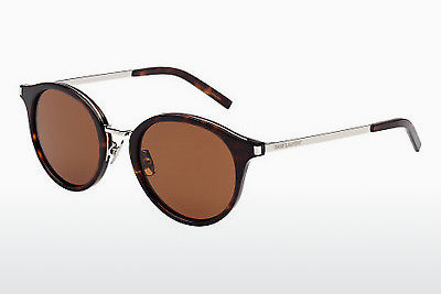 Gafas de visión Saint Laurent SL 57 004 - Marrones, Havanna