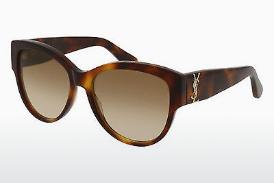 Gafas de visión Saint Laurent SL M3 005 - Marrones, Havanna