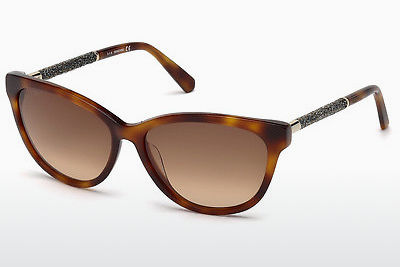 Gafas de visión Swarovski SK0131 53F - Havanna, Yellow, Blond, Brown