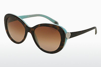 Gafas de visión Tiffany TF4113 81343B - Marrones, Havanna