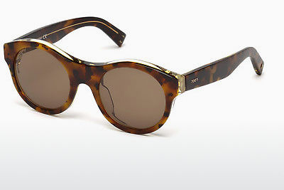 Gafas de visión Tod's TO0196 53E - Havanna, Yellow, Blond, Brown