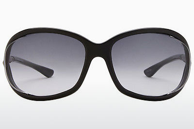 Gafas de visión Tom Ford Jennifer (FT0008 01B) - Negras