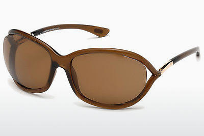 Gafas de visión Tom Ford Jennifer (FT0008 48H) - Marrones