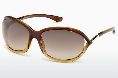 Gafas de visión Tom Ford Jennifer (FT0008 50F) - Marrones