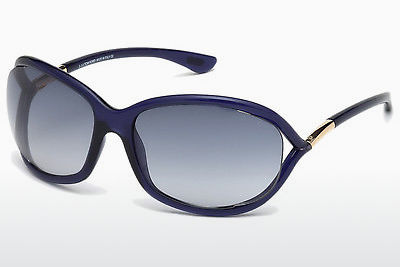Gafas de visión Tom Ford Jennifer (FT0008 90W) - Azules
