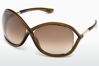 Gafas de visión Tom Ford Whitney (FT0009 692) - Marrones
