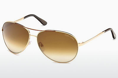 Gafas de visión Tom Ford Charles (FT0035 772) - Oro