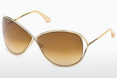 Gafas de visión Tom Ford Miranda (FT0130 28F) - Oro