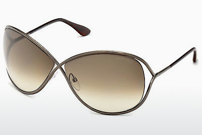 Gafas de visión Tom Ford Miranda (FT0130 36F) - Marrones, Dark, Shiny