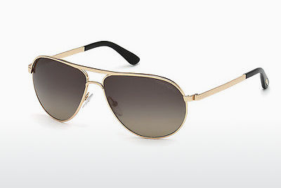 Gafas de visión Tom Ford Marko (FT0144 28D) - Oro