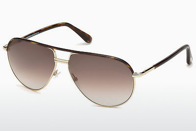 Gafas de visión Tom Ford Cole (FT0285 52K) - Marrones, Dark, Havana
