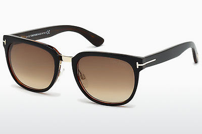 Gafas de visión Tom Ford Rock (FT0290 01F) - Negras, Shiny