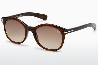 Gafas de visión Tom Ford Riley (FT0298 52F) - Marrones, Dark, Havana