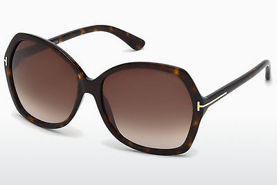 Gafas de visión Tom Ford Carola (FT0328 52F) - Marrones, Dark, Havana