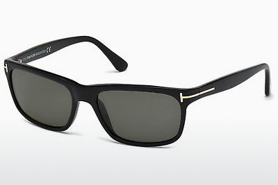 Gafas de visión Tom Ford Hugh (FT0337 01N) - Negras, Shiny