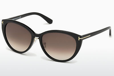 Gafas de visión Tom Ford Gina (FT0345 01B) - Negras, Shiny
