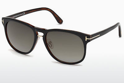 Gafas de visión Tom Ford Franklin (FT0346 01V) - Negras, Shiny