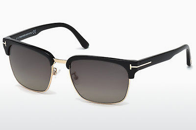 Gafas de visión Tom Ford River (FT0367 01D) - Negras