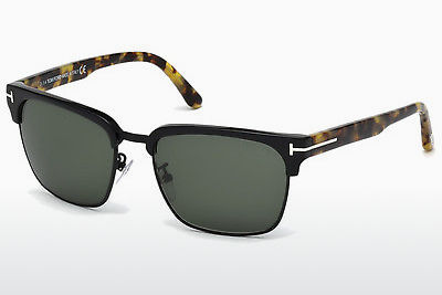 Gafas de visión Tom Ford River (FT0367 02B) - Negras, Matt