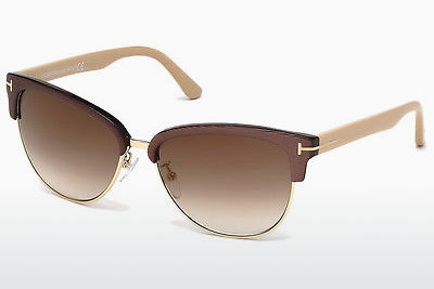 Gafas de visión Tom Ford Fany (FT0368 50G) - Marrones, Dark