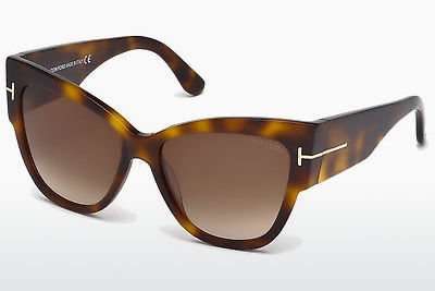 Gafas de visión Tom Ford Anoushka (FT0371 53F) - Havanna, Yellow, Blond, Brown