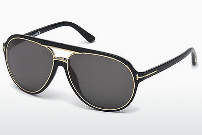 Gafas de visión Tom Ford Sergio (FT0379 01A) - Negras, Shiny