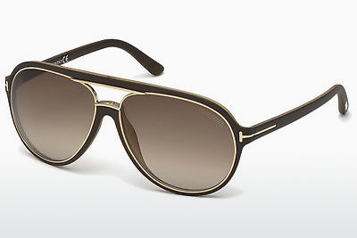 Gafas de visión Tom Ford Sergio (FT0379 50K) - Marrones