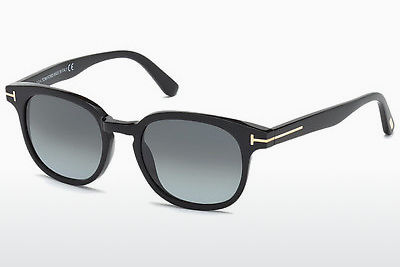 Gafas de visión Tom Ford Frank (FT0399 01N) - Negras, Shiny