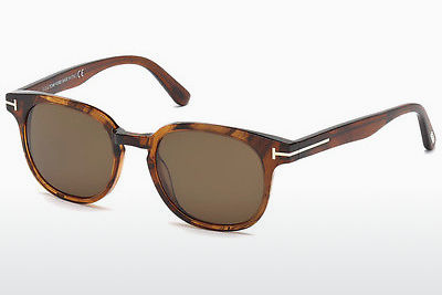 Gafas de visión Tom Ford Frank (FT0399 48B) - Marrones, Dark, Shiny
