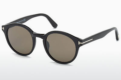Gafas de visión Tom Ford Lucho (FT0400 01J) - Negras, Shiny