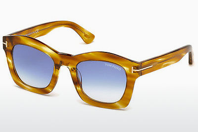 Gafas de visión Tom Ford Greta (FT0431 41W) - Amarillas
