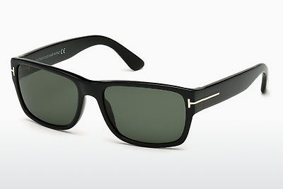 Gafas de visión Tom Ford Mason (FT0445 01N) - Negras, Shiny