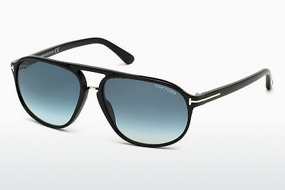 Gafas de visión Tom Ford Jacob (FT0447 01P) - Negras