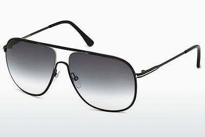 Gafas de visión Tom Ford Dominic (FT0451 02B) - Negras, Matt