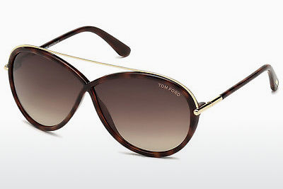 Gafas de visión Tom Ford Tamara (FT0454 52K) - Marrones, Havanna
