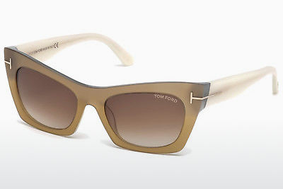 Gafas de visión Tom Ford FT0459 38F - Bronce