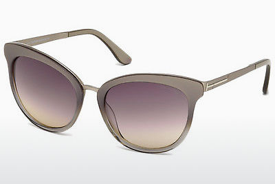 Gafas de visión Tom Ford Emma (FT0461 59B) - Concha, Beige, Brown