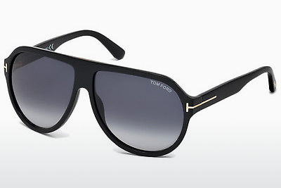 Gafas de visión Tom Ford FT0464 01W - Negras, Shiny