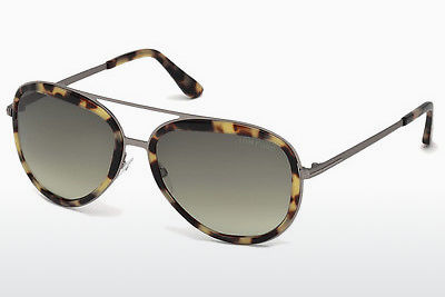Gafas de visión Tom Ford Andy (FT0468 53P) - Havanna, Yellow, Blond