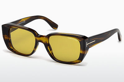 Gafas de visión Tom Ford FT0492 41E - Amarillas