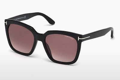 Gafas de visión Tom Ford Amarra (FT0502 01T) - Negras, Shiny