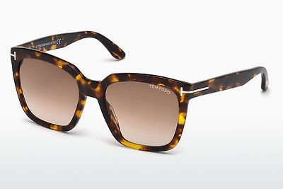 Gafas de visión Tom Ford Amarra (FT0502 52F) - Marrones, Dark, Havana
