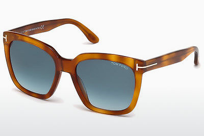 Gafas de visión Tom Ford Amarra (FT0502 53W) - Havanna, Yellow, Blond, Brown