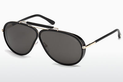 Gafas de visión Tom Ford Cedric (FT0509 01A) - Negras, Shiny