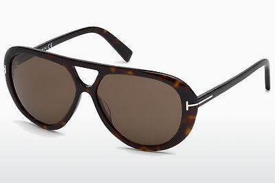 Gafas de visión Tom Ford Marley (FT0510 52J) - Marrones, Dark, Havana