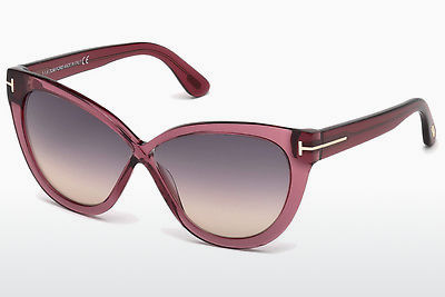 Gafas de visión Tom Ford Arabella (FT0511 69B) - Borgoña, Bordeaux, Shiny