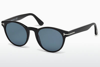 Gafas de visión Tom Ford Palmer (FT0522 01V) - Negras, Shiny