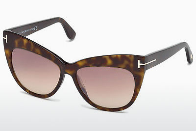 Gafas de visión Tom Ford Nika (FT0523 52G) - Marrones, Dark, Havana