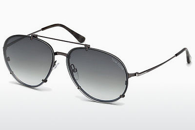 Gafas de visión Tom Ford Dickon (FT0527 08B) - Grises, Shiny